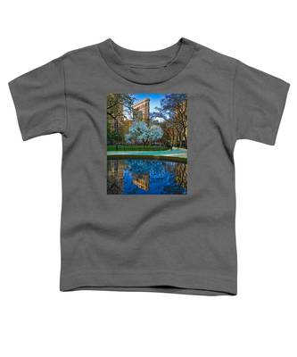 Spring In Madison Square Park Toddler T-Shirt