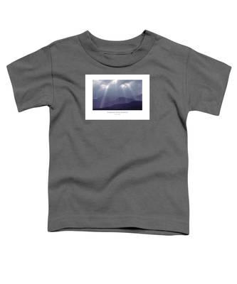 Sunbeams Over Derwent Toddler T-Shirt