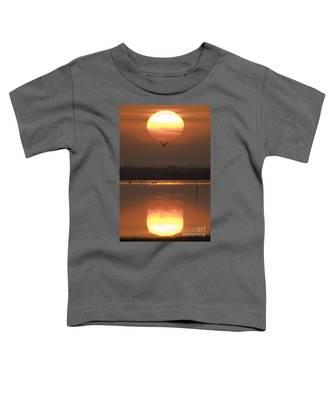 Sunrise Reflection Toddler T-Shirt
