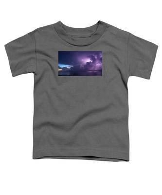 Sunrise Thunderstorm Toddler T-Shirt