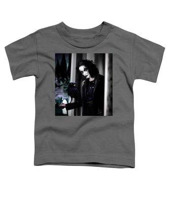 The Crow Toddler T-Shirt