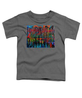 The Drip Toddler T-Shirt