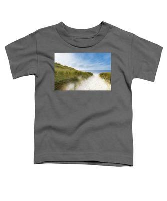 The First Look At The Sea Toddler T-Shirt