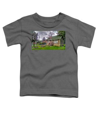 The Old Library At Beavertown Toddler T-Shirt