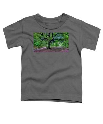 The Old Tree At Frelinghuysen Arboretum Toddler T-Shirt
