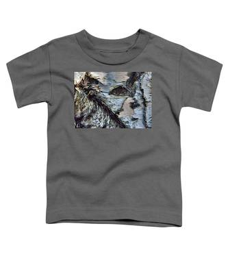 The Watcher In The Wood Toddler T-Shirt