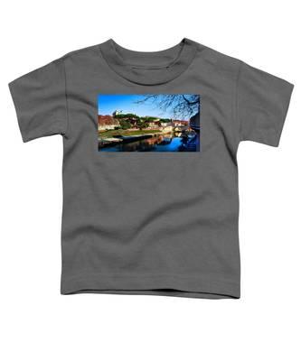 Tiber Island Toddler T-Shirt