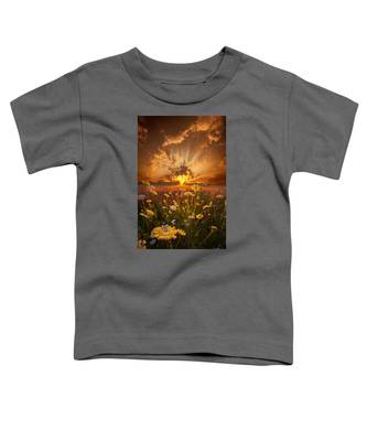 Tomorrow Is Just One Of Yesterday's Dreams Toddler T-Shirt