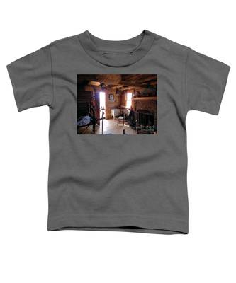 Tom's Old Fashion Cabin Toddler T-Shirt