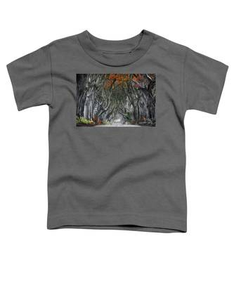 Trees Embracing Toddler T-Shirt
