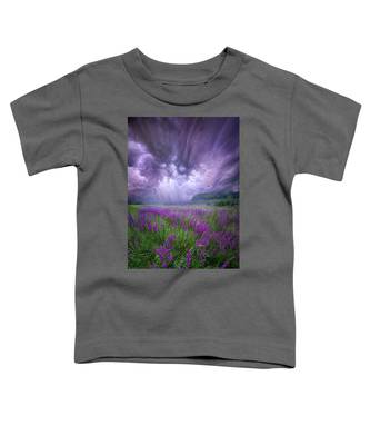 Trials And Tribulations Toddler T-Shirt