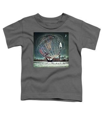 Unisphere Toddler T-Shirt