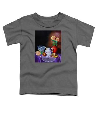 Nostalgic Vision Toddler T-Shirt