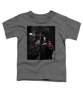 Vacancy Toddler T-Shirt