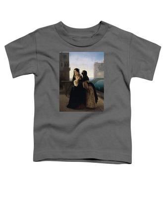Vengeance Is Sworn Toddler T-Shirt