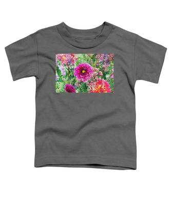 Vintage Brocade Toddler T-Shirt