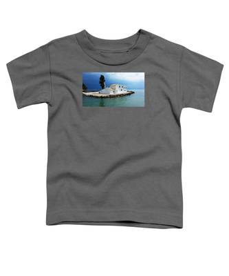 Vlachurna Monastry Toddler T-Shirt