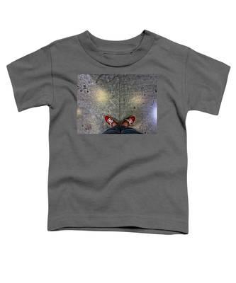 Waiting For Clown School Toddler T-Shirt