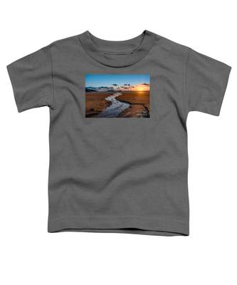 Wales Gower Coast Toddler T-Shirt