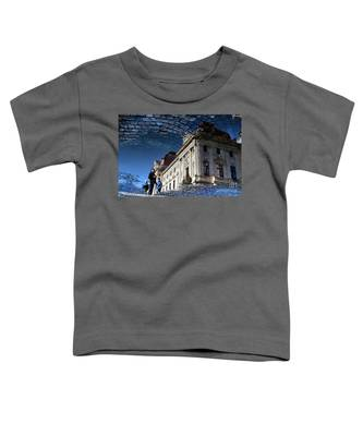 We Have Always Lived In The Castle Toddler T-Shirt
