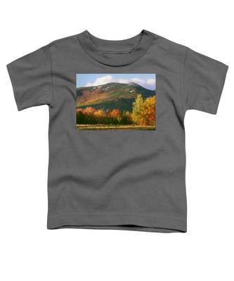 Welch And Dickey Mountains Toddler T-Shirt