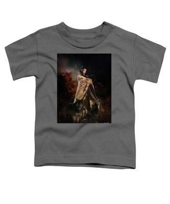 Wolf Song Toddler T-Shirt