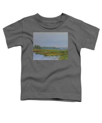 Woodland Lake Toddler T-Shirt