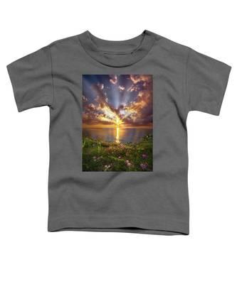 You Sing To My Spirit Toddler T-Shirt