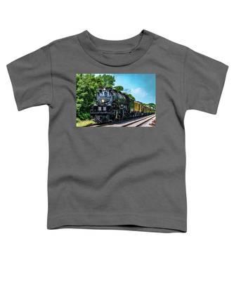 Big Boy Toddler T-Shirt