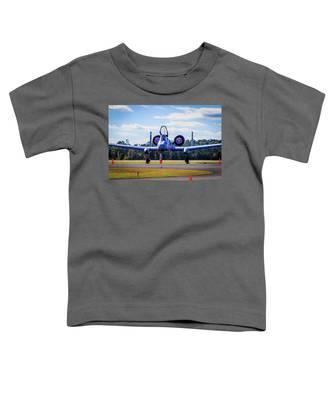 A-10c Thunderbolt II Toddler T-Shirt