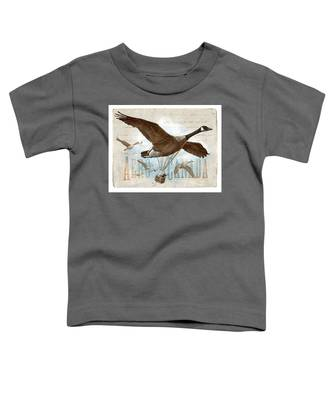 Aero Canada Toddler T-Shirt