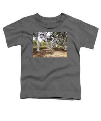 Australian Bush Scene Toddler T-Shirt