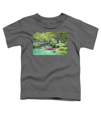 Boat And Rafting Tours Toddler T-Shirt