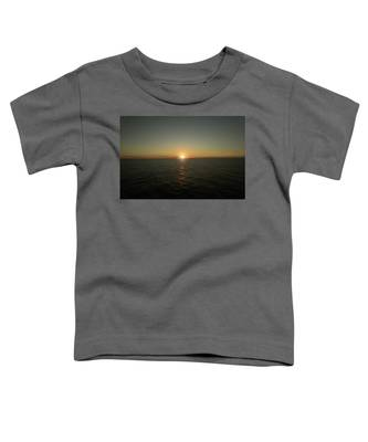 Caribbean Sunset Toddler T-Shirt