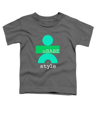 Cool Green Style Toddler T-Shirt