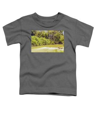 Country River In Trelawny Jamaica Toddler T-Shirt