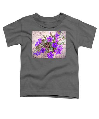 Toddler T-Shirt featuring the photograph Desert Dew by Judy Kennedy