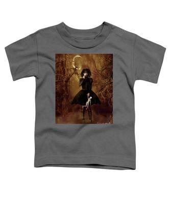 Dolly Broke Toddler T-Shirt