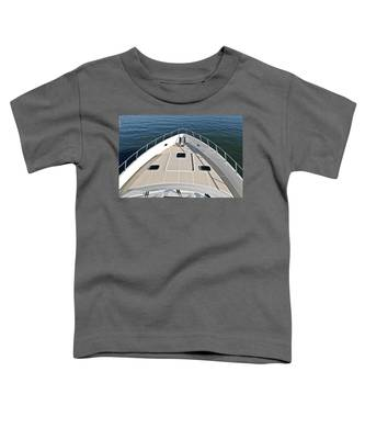 Fore Deck Toddler T-Shirt