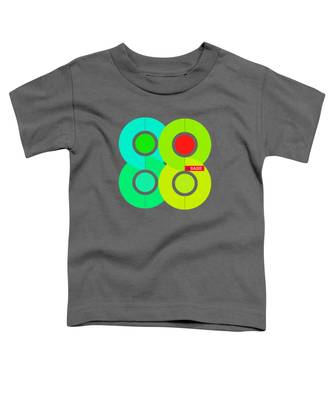 Green Style Toddler T-Shirt