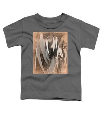 Gum Leaves Toddler T-Shirt