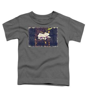 Hawaiian Tree Orchid Toddler T-Shirt