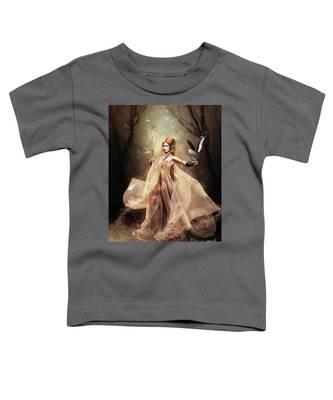 Ladyhawke Toddler T-Shirt