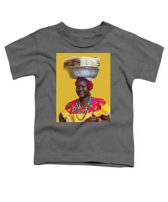 Los Palenques De Cartagena De Indias Toddler T-Shirt