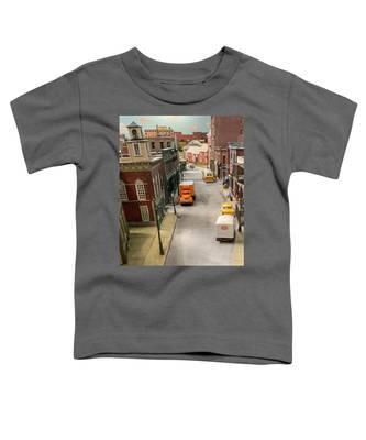 Main Street Toddler T-Shirt