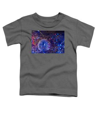 Man In The Moon - 2 Toddler T-Shirt