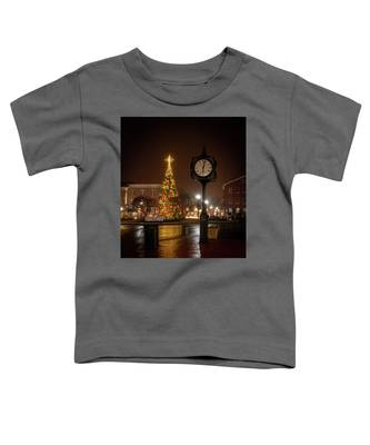 Night On The Square Toddler T-Shirt