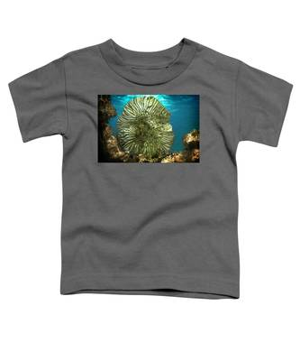Ocean With Its Life Underground Toddler T-Shirt