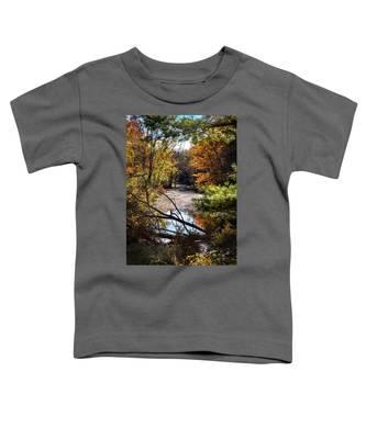 October Window Toddler T-Shirt