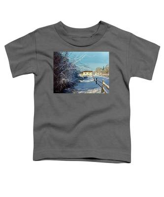 Promise Of Tomorrow Toddler T-Shirt